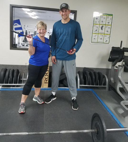 My Personal Training Journey by Deb Hermanson