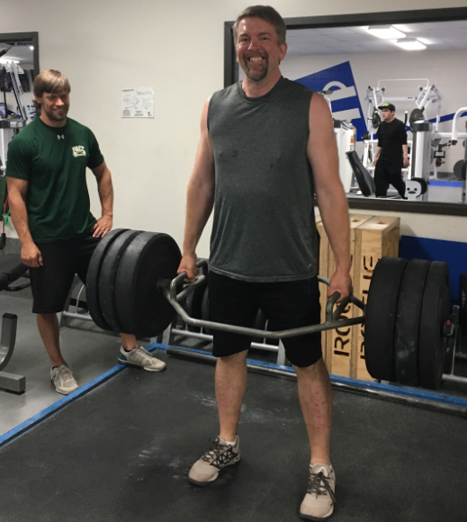 July 2019 Member of the Month- Joe Esser